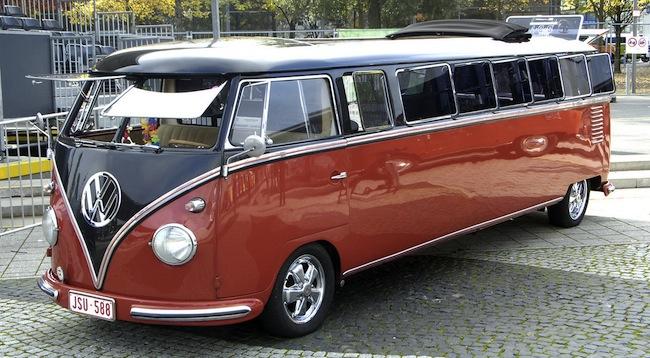 vw bus limo VW Bus Limo