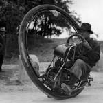 Vintage Monowheel