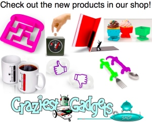 craziest gadgets shop